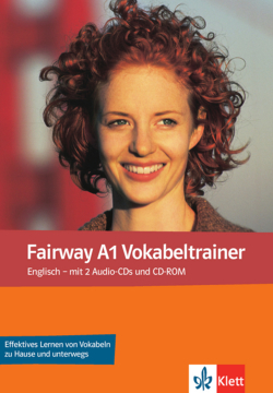 Fairway 1. Vokabeltrainer mit Audio-CD und CD ROM