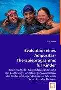 Evaluation eines Adipositas-Therapieprogramms für Kinder