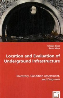 Location and Evaluation of Underground Infrastructure - Sipos, Cristian Mirza, Saeed