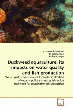 Duckweed aquaculture: its impacts on water quality and fish production - Ferdoushi, Zannatul Khan, Saleha Haque, Farhana