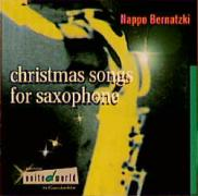 Christmas Songs for Saxophone. CD