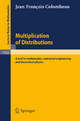 Multiplication of Distributions - Jean F. Colombeau