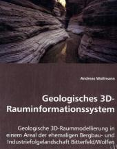 Geologisches 3D-Rauminformationssystem - Andreas Wollmann