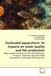Duckweed aquaculture: its impacts on water quality and fish production - Zannatul Ferdoushi